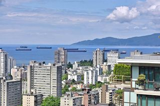 Photo 1: 3101 1331 ALBERNI STREET in Vancouver: West End VW Condo for sale (Vancouver West)  : MLS®# R2176679