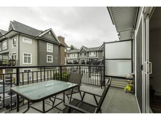 "Photo 20: 11 14433 60 Avenue in Surrey: Sullivan Station Townhouse for sale in ""BRIXTON"" : MLS®# R2179960"