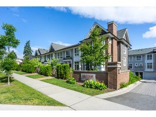 "Photo 1: 3 14433 60 Avenue in Surrey: Sullivan Station Townhouse for sale in ""BRIXTON"" : MLS®# R2180225"