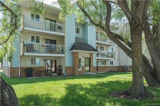 Photo 1: 40 Dalhousie Drive in Winnipeg: Fort Richmond Condominium for sale (1K)  : MLS®# 1716933