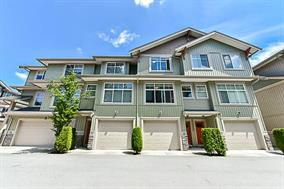 Photo 1: #31-20966 77A Ave in Langley: Willoughby Heights Townhouse for sale : MLS®# R2182096