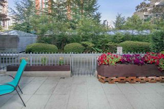 "Photo 17: 105 928 RICHARDS Street in Vancouver: Yaletown Townhouse for sale in ""SAVOY"" (Vancouver West)  : MLS®# R2188687"