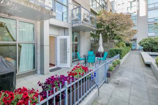 "Photo 18: 105 928 RICHARDS Street in Vancouver: Yaletown Townhouse for sale in ""SAVOY"" (Vancouver West)  : MLS®# R2188687"