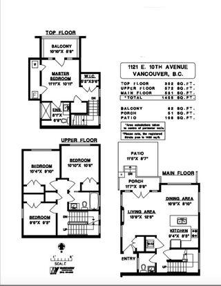 Photo 18: 1121 E 10TH Avenue in Vancouver: Mount Pleasant VE 1/2 Duplex for sale (Vancouver East)  : MLS®# R2207250
