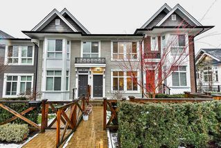 Photo 1: 9 14433 60 Avenue in Surrey: Sullivan Station Townhouse for sale : MLS®# R2227584