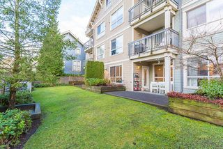 "Photo 18: 105 3895 SANDELL Street in Burnaby: Central Park BS Condo for sale in ""CLARKE HOUSE"" (Burnaby South)  : MLS®# R2233846"