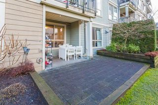 "Photo 17: 105 3895 SANDELL Street in Burnaby: Central Park BS Condo for sale in ""CLARKE HOUSE"" (Burnaby South)  : MLS®# R2233846"