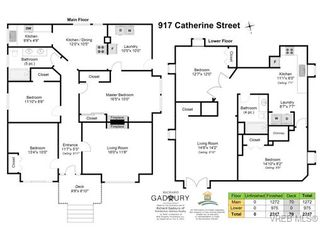 Photo 4: 917 Catherine Street in VICTORIA: VW Victoria West Residential for sale (Victoria West)  : MLS®# 353643