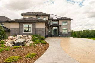 Main Photo: 356 Brassie Point: Rural Strathcona County House for sale : MLS®# E4116745