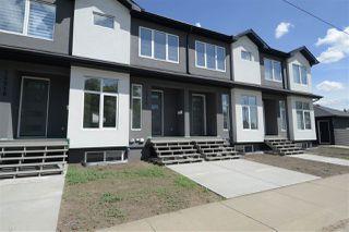 Main Photo: 14914 108 Avenue in Edmonton: Zone 21 Townhouse for sale : MLS®# E4117813