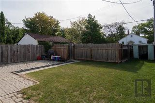 Photo 20: 956 Mulvey Avenue in Winnipeg: Crescentwood Residential for sale (1Bw)  : MLS®# 1824196