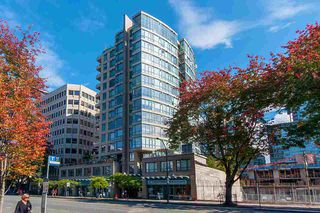 "Photo 1: 805 1238 BURRARD Street in Vancouver: Downtown VW Condo for sale in ""ALTADENA"" (Vancouver West)  : MLS®# R2306598"