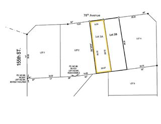 Main Photo: 15429 78 Avenue in Edmonton: Zone 22 Vacant Lot for sale : MLS®# E4132373