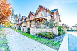 "Photo 2: 105 3458 BURKE VILLAGE Promenade in Coquitlam: Burke Mountain Townhouse for sale in ""SECRET RIDGE"" : MLS®# R2318105"