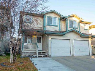 Main Photo: 58 2004 GRANTHAM Court in Edmonton: Zone 58 House Half Duplex for sale : MLS®# E4134003