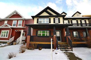 Main Photo: 7040 Eton Blvd: Sherwood Park House Half Duplex for sale : MLS®# E4136714