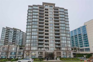 "Main Photo: 901 3111 CORVETTE Way in Richmond: West Cambie Condo for sale in ""Wall Centre"" : MLS®# R2329574"