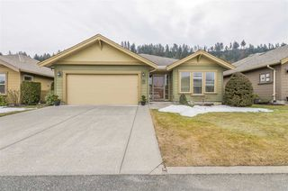 """Photo 1: 4 46000 THOMAS Road in Chilliwack: Vedder S Watson-Promontory House for sale in """"HALCYON MEADOWS"""" (Sardis)  : MLS®# R2347882"""
