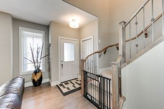 Photo 2: 3238 ALLAN Way in Edmonton: Zone 56 Attached Home for sale : MLS®# E4147544