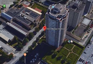 """Main Photo: 1000 6521 BONSOR Avenue in Burnaby: Metrotown Condo for sale in """"SYMPHONY 1"""" (Burnaby South)  : MLS®# R2350374"""