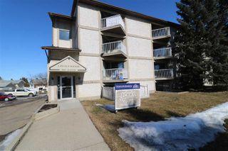 Main Photo: 201 3404 18 Avenue NW in Edmonton: Zone 29 Condo for sale : MLS®# E4148534