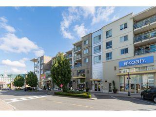 """Photo 1: 319 15745 CROYDON Drive in Surrey: Grandview Surrey Condo for sale in """"Focus at Morgan Crossing"""" (South Surrey White Rock)  : MLS®# R2352852"""