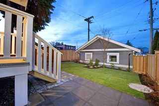 Photo 20: 1311 E 13TH Avenue in Vancouver: Grandview VE House 1/2 Duplex for sale (Vancouver East)  : MLS®# R2354264