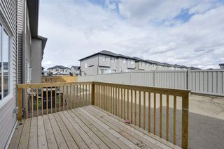 Photo 29: 8540 CUSHING Place in Edmonton: Zone 55 House Half Duplex for sale : MLS®# E4151938