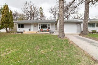 Photo 1: 119 Palliser Avenue in Winnipeg: Silver Heights Residential for sale (5F)  : MLS®# 1910358