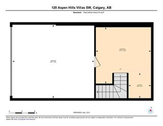 Photo 33: 120 ASPEN HILLS Villa SW in Calgary: Aspen Woods Row/Townhouse for sale : MLS®# C4242646