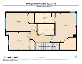 Photo 32: 120 ASPEN HILLS Villa SW in Calgary: Aspen Woods Row/Townhouse for sale : MLS®# C4242646