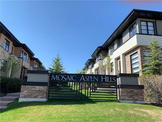 Photo 29: 120 ASPEN HILLS Villa SW in Calgary: Aspen Woods Row/Townhouse for sale : MLS®# C4242646