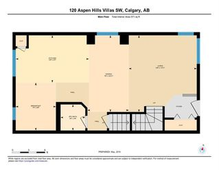 Photo 31: 120 ASPEN HILLS Villa SW in Calgary: Aspen Woods Row/Townhouse for sale : MLS®# C4242646