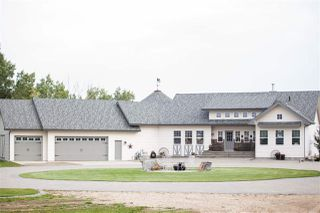 Photo 1: 24315 TWP RD 552: Rural Sturgeon County House for sale : MLS®# E4156902