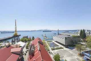 Photo 11: 602 133 E ESPLANADE in North Vancouver: Lower Lonsdale Condo for sale : MLS®# R2373549