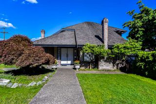 Photo 1: 398 CUMBERLAND Street in New Westminster: Fraserview NW House for sale : MLS®# R2375416