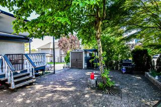 Photo 18: 398 CUMBERLAND Street in New Westminster: Fraserview NW House for sale : MLS®# R2375416