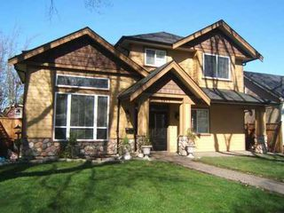 Photo 1: 1171 CATALINA Crescent in Richmond: Sea Island Home for sale ()  : MLS®# V806790
