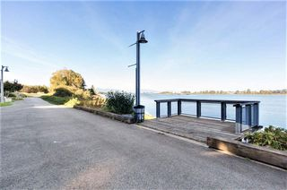 "Main Photo: 206 14300 RIVERPORT Way in Richmond: East Richmond Condo for sale in ""Waterstone Pier"" : MLS®# R2378617"