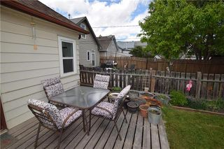 Photo 18: 285 ROSEBERRY Street in Winnipeg: St James Residential for sale (5E)  : MLS®# 1915737