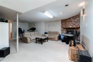 Photo 19: 35 GARNET Crescent: Sherwood Park House for sale : MLS®# E4161745