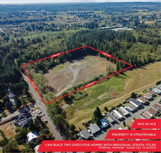 """Photo 1: 10AC 244 Street in Langley: Campbell Valley Land for sale in """"Campbell Valley"""" : MLS®# R2380594"""