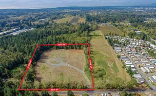 """Photo 2: 10AC 244 Street in Langley: Campbell Valley Land for sale in """"Campbell Valley"""" : MLS®# R2380594"""