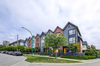 """Photo 1: 15 6868 BURLINGTON Avenue in Burnaby: Metrotown Townhouse for sale in """"Metro"""" (Burnaby South)  : MLS®# R2381005"""