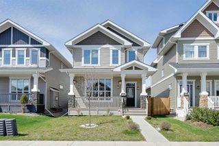 Photo 1: 1616 165 Street in Edmonton: Zone 56 House for sale : MLS®# E4168348