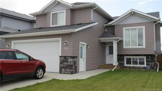 Main Photo: 736 Cypress Lane in Springbrook: RC Springbrook Residential for sale (Red Deer County)  : MLS®# CA0179842