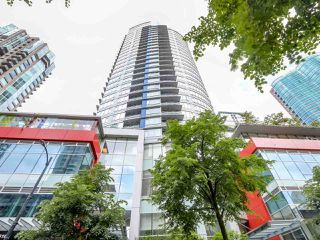 "Photo 1: 1002 833 HOMER Street in Vancouver: Downtown VW Condo for sale in ""ATELIER"" (Vancouver West)  : MLS®# R2422565"