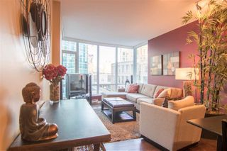 "Photo 3: 1002 833 HOMER Street in Vancouver: Downtown VW Condo for sale in ""ATELIER"" (Vancouver West)  : MLS®# R2422565"