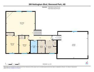Photo 30: 260 NOTTINGHAM Boulevard: Sherwood Park House for sale : MLS®# E4181158