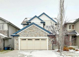 Photo 1: 520 ADAMS Way in Edmonton: Zone 56 House for sale : MLS®# E4183497